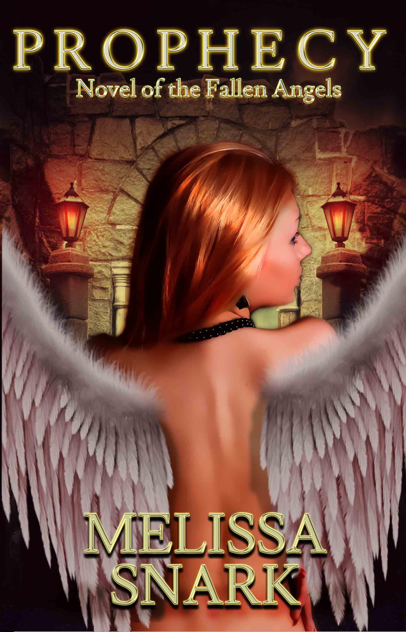 Prophecy Urban Fantasy Melissa Snark