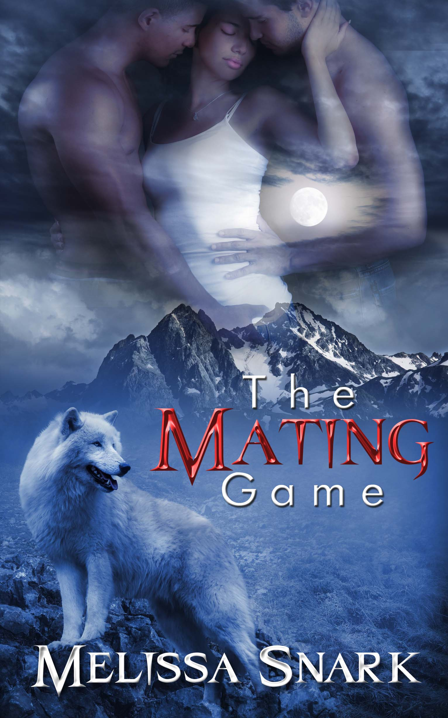 The Mating Game Paranormal Romance Melissa Snark