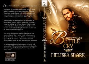 Battle Cry Urban Fantasy Melissa Snark