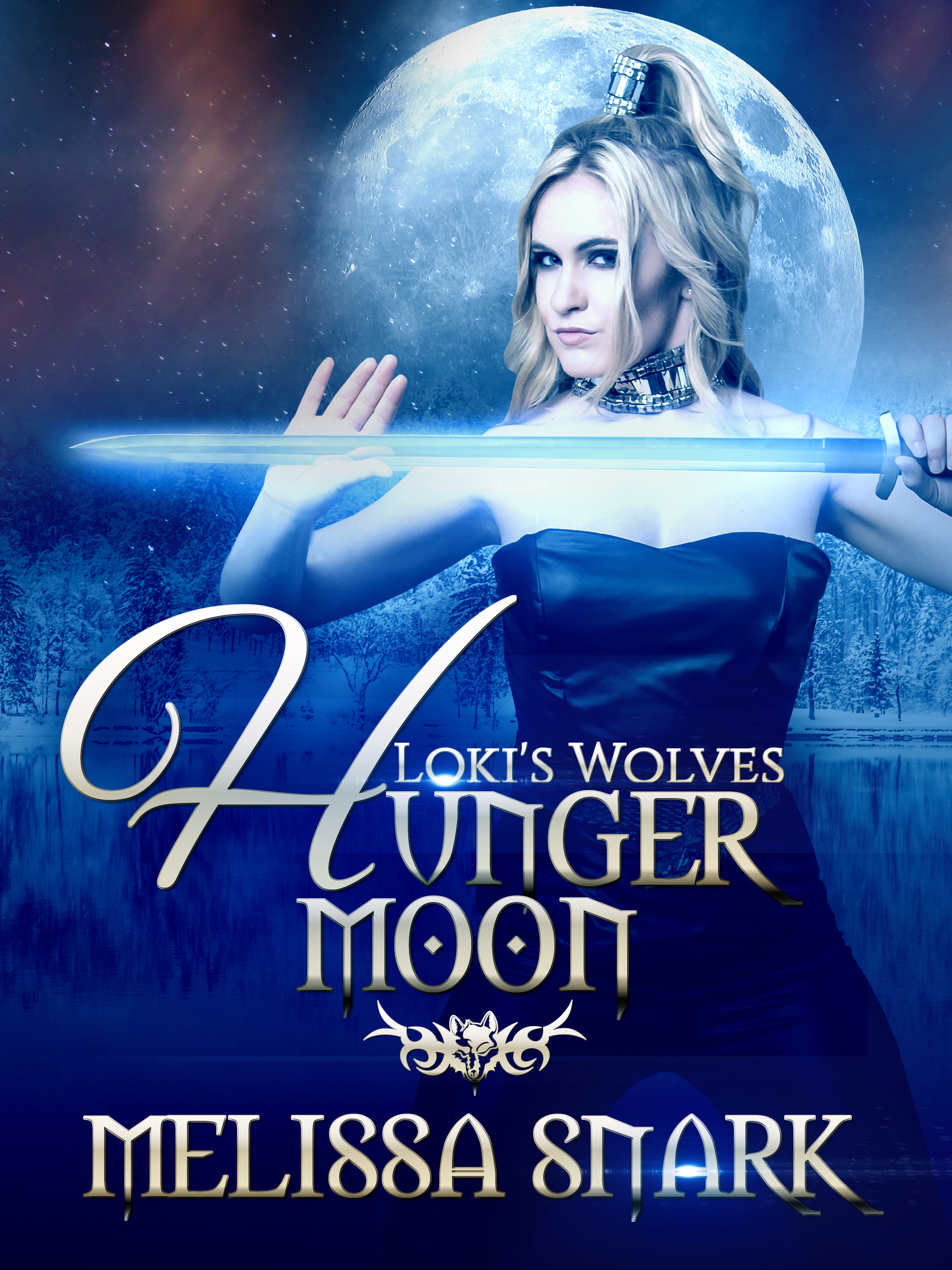 Hunger Moon Urban Fantasy Melissa Snark